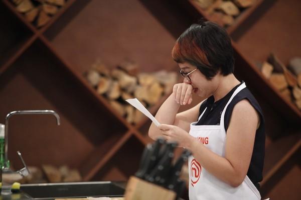 Người phụ nữ 13 năm làm giúp việc dừng chân ở Vua đầu bếp 2