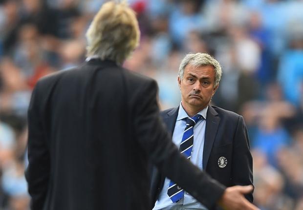Quan hệ giữa Mourinho và Pellegrini chưa bao giờ là tốt đẹp.
