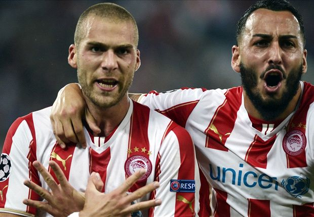 Olympiacos đang cho thấy mình là đối thủ khó chơi trong bảng đấu có sự hiện diện của 2 nhà vô địch - Atletico Madrid và Juventus.
