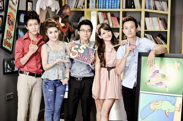 Các thành viên của 5S Online
