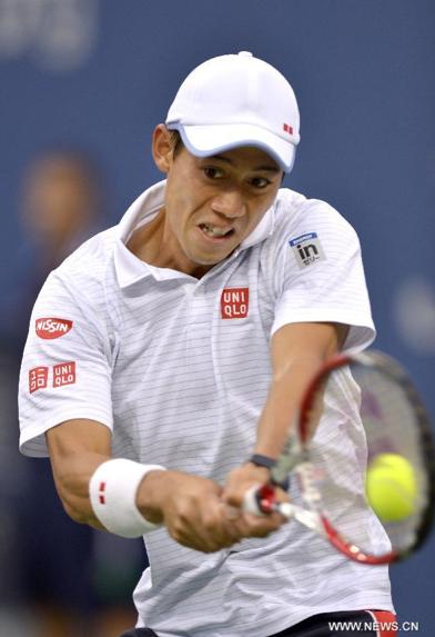 Khiến những cú trái của tay vợt hạng 5 thế giới không còn phát huy được tác dụng như cuộc đọ sức trước đó với Novak Djokovic.