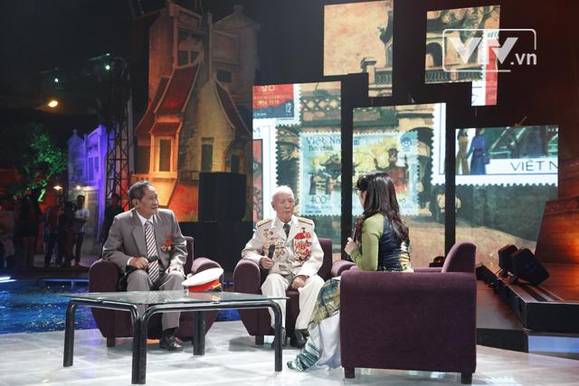 Cầu truyền hình Hà Nội - Niềm tin - Hy vọng: Cảm động, sâu lắng và tự hào