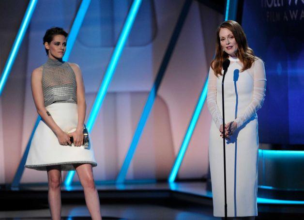 Kristen Stewart và Julliane Moore