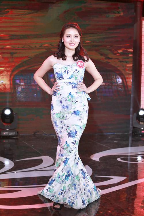 Top 20 thí sinh lọt vào chung kết Hoa hậu VN 2014 - 8