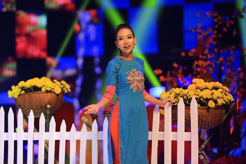 Nữ ca sĩ Thảo Trang