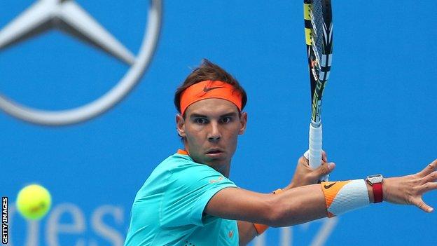 Nadal không thể có phong độ tốt sau 3 tháng điều trị chấn thương.