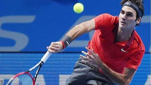 Roger Federer đã có chiến thắng thứ 2 liên tiếp tại ATP World Tour Finals