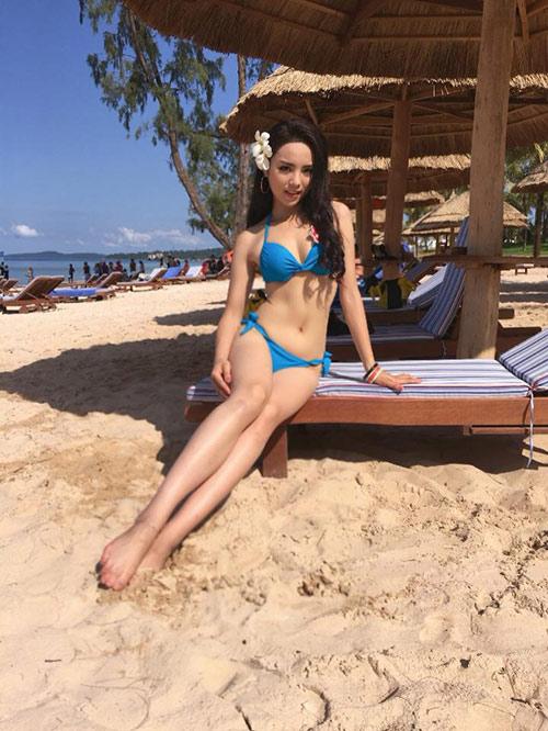 Hot girl 18 tuổi giảm 15kg để thi Hoa hậu Việt Nam - 8