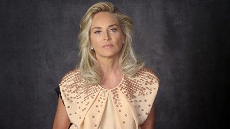 Nữ diễn viên Sharon Stone