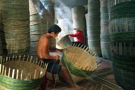 Sản phẩm tre Việt Nam (di sản vật thể) - Trần Đình Thương - giải 2