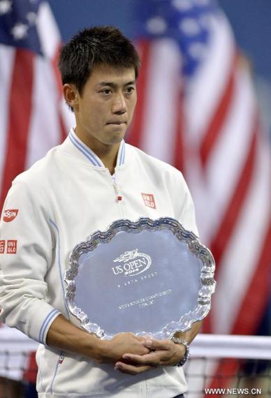 Biết đến bao giờ, một tay vợt châu Á nữa mới lọt vào tới trận chung kết đơn nam US Open?