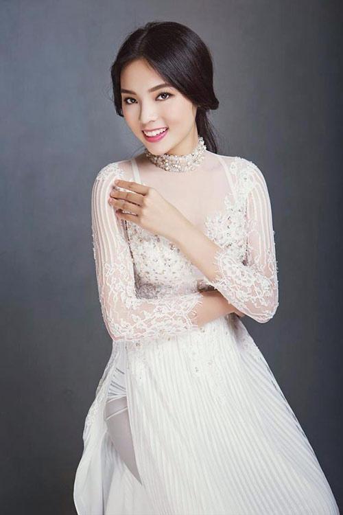 Hot girl 18 tuổi giảm 15kg để thi Hoa hậu Việt Nam - 9