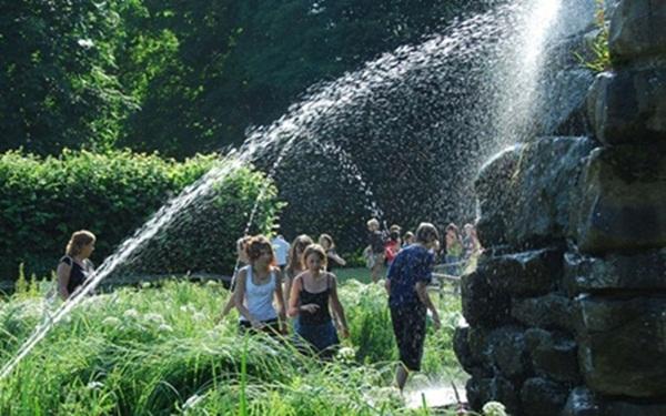 Mê cung nước Haiwer, bang Kent, Mỹ.