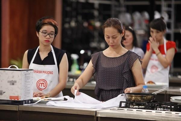 Người phụ nữ 13 năm làm giúp việc dừng chân ở Vua đầu bếp 7