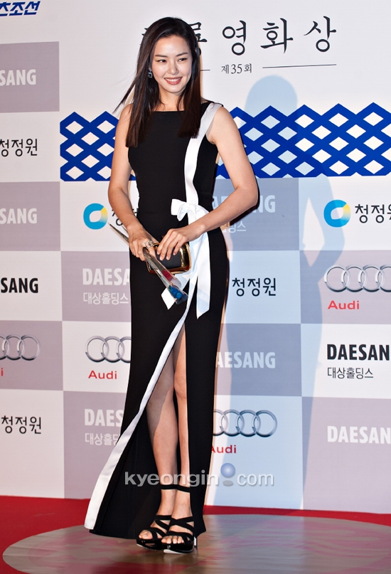 Hoa hậu Hàn Quốc Lee Honey