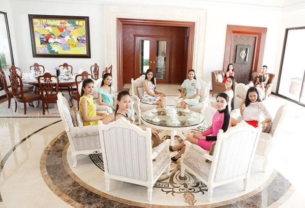 Cận cảnh căn phòngTổng thống sang trọng tại Vinpearl Phú Quốc