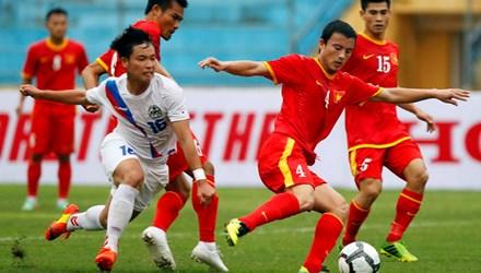 Đội tuyển Việt Nam sẽ tái đấu với đội tuyển Sinh viên Hàn Quốc chiều nay