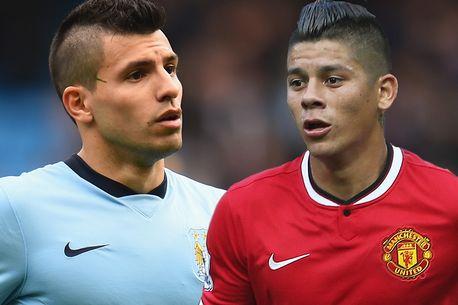 Từ khi còn thi đấu cùng nhau trong màu áo ĐTQG Argentina, mối quan hệ giữa Aguero và Rojo vốn đã chẳng mấy tốt đẹp.