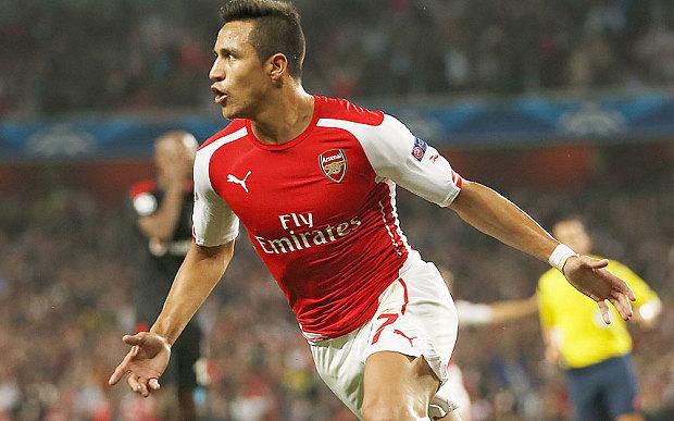 Alexis Sanchez sẽ giúp Arsenal trở lại?