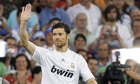 Real Madrid đã có phần mất cân bằng sau sự ra đi của Xabi Alonso