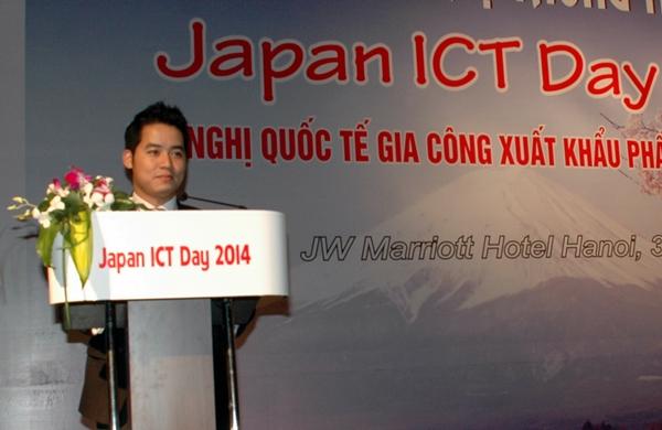 Ông Nguyễn Ích Vinh, TGĐ Tinh Vân, chia sẻ: Làm với Nhật Bản phải tính lâu dài