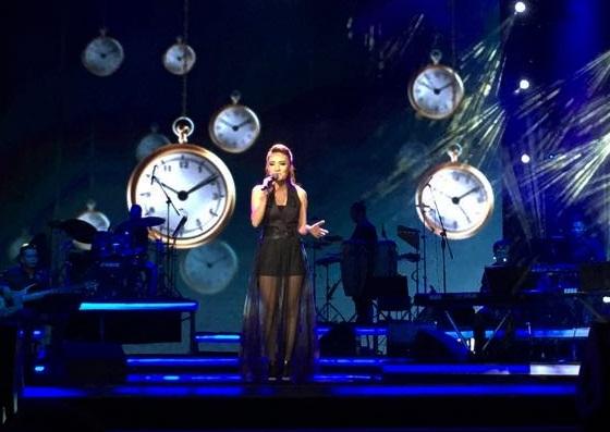 Quán quân Vietnam Idol 2013 - Nhật Thủy