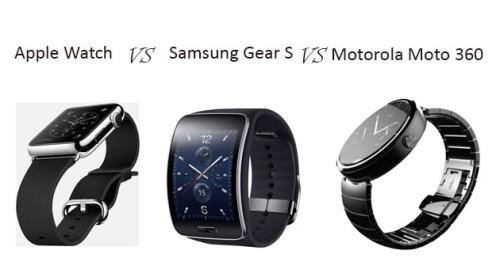 So sánh đàn em Apple Watch với các sản phẩm smartphone mới nhất