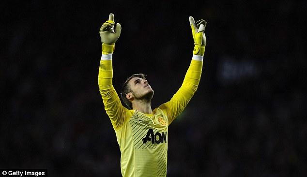 Ở lại Man Utd, De Gea  sẽ hưởng lương cao nhất thế giới cho một thủ môn