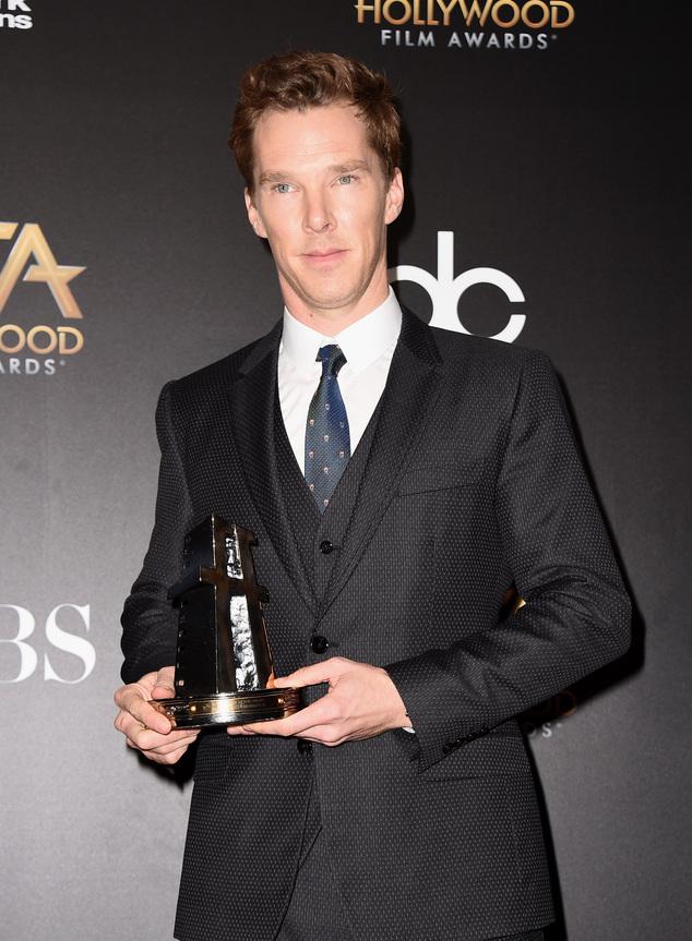Benedict Cumberbatch giật giải Diễn viên xuất sắc nhất
