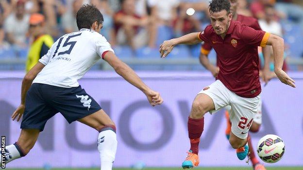 AS Roma tiếp tục thăng hoa
