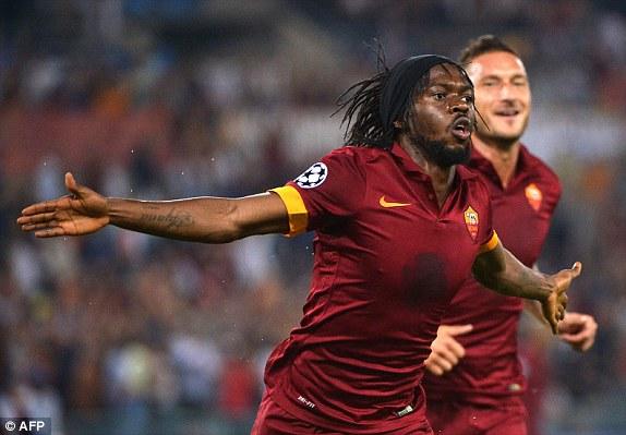 AS Roma cho thấy chức vô địch giải quốc nội chưa hẳn là thước đo chính xác sức mạnh của các đội tham dự Champions League.