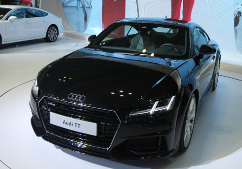 Ngôi sao TT Couple của Audi