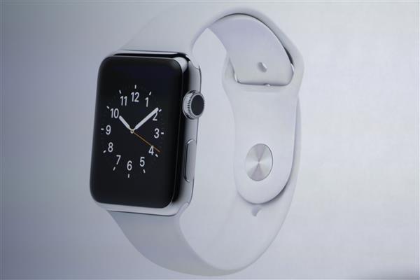 Đơn giải nhưng sang trọng, Apple Watch vẫn mang đầy đủ hơi hướng thiết kế đã thành thương hiệu của trái táo cắn dở
