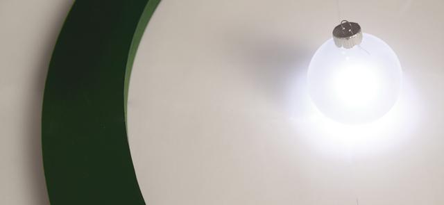 Hệ thống Aura sử dụng vòng năng lượng để cung cấp nguồn điện cho các bóng đèn