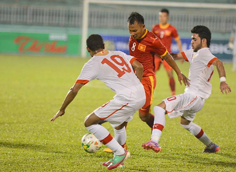 Đội tuyển Việt Nam đã thắng 3-0 trong trận giao hữu với U23 Bahrain