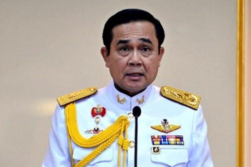 Thủ tướng Thái Lan cam kết ổn định tình hình đất nước
