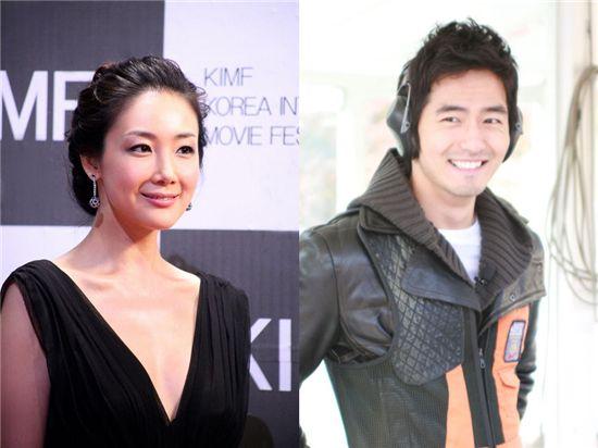 Choi Ji Woo và Lee Jin Wook