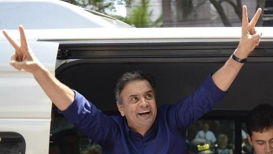 Ông Aécio Neves. (Ảnh: AP)