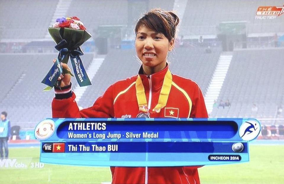 ASIAD 17 (29/9): Thu Thảo giành HCB thứ chín cho thể thao Việt Nam