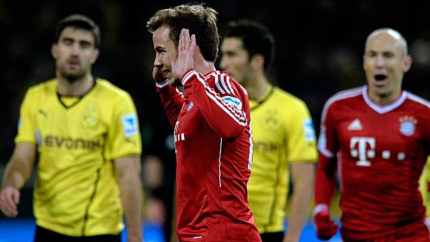 Không chỉ là trận cầu đỉnh cao, cuộc đọ sức tại Allianz Arena còn là màn tái ngộ của Dortmund với những người cũ như Gotze hay Lewandowski.
