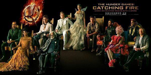 Thời trang của The Hunger Games: Catching Fire có thể coi là đỉnh cao của yếu tố thời trang và mỹ thuật trong các bộ phim ra mắt năm 2013.