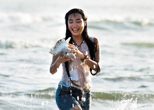 Không phụ lòng vị đạo diễn nổi tiếng, Nhã Phương đã hoàn toàn hóa thân vào Cát