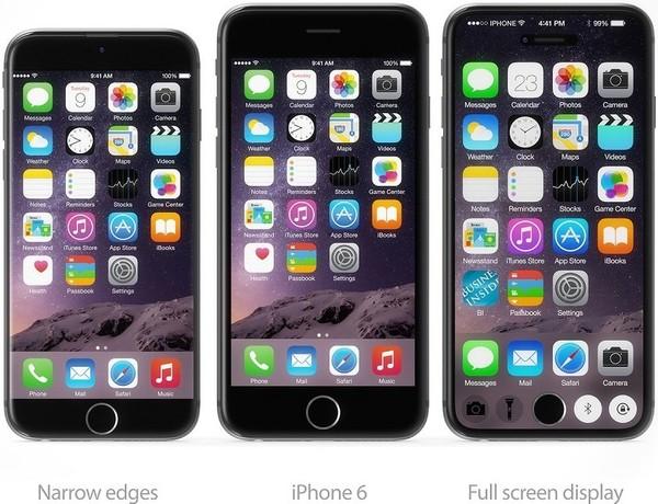 iPhone 7 có thể sẽ có kích thước tương tự như iPhone 6