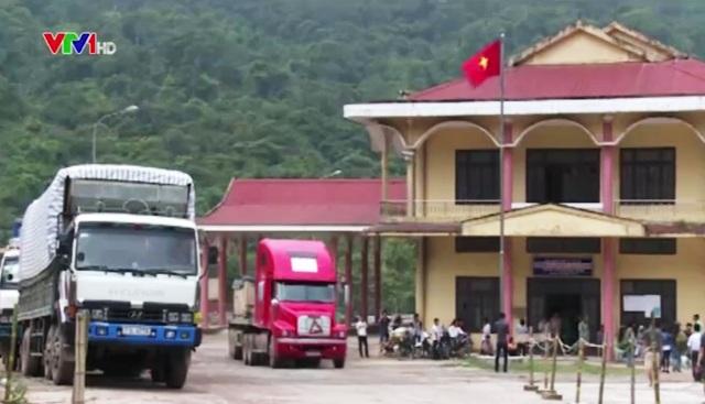Cửa khẩu quốc tế Chalo, Quảng Bình