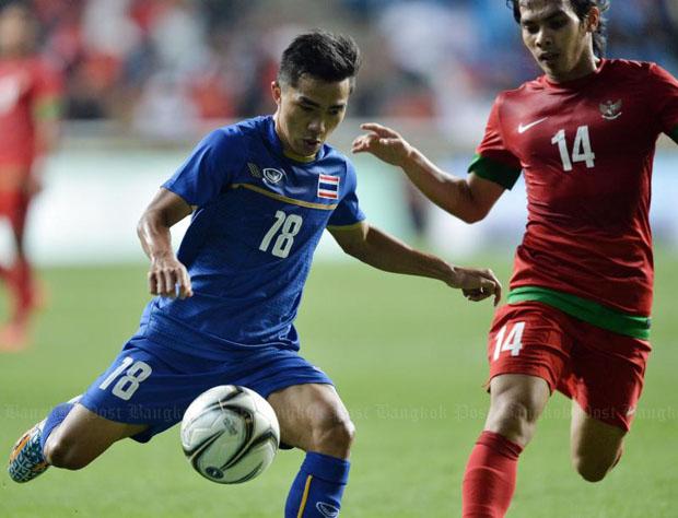 """Chanathip Songrakasin, cầu thủ được mệnh danh là """"Messi của Thái Lan"""""""