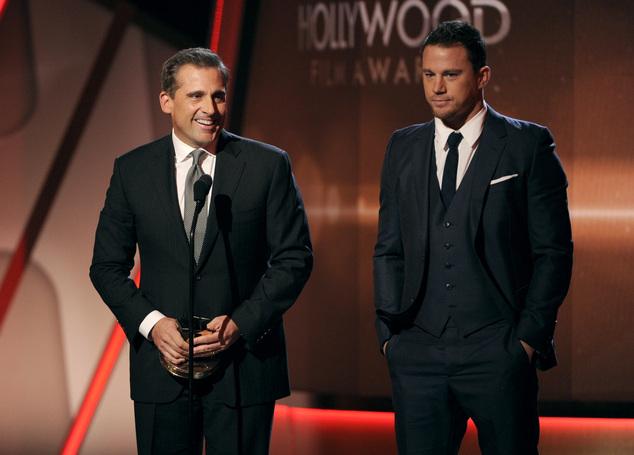 Steve Carrell và Channing Tatum