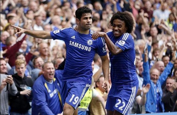 Chelsea khẳng định sức mạnh tuyệt đối tại Premier League
