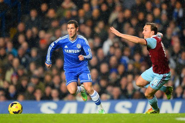 Khả năng ra sân của Hazard vẫn còn đang được bỏ ngỏ