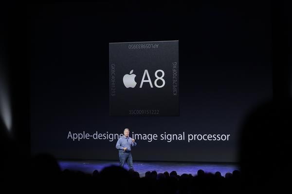 Chip A8 giúp iPhone 6 cải thiện chất lượng hình ảnh