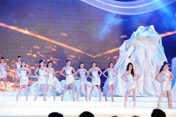 38 thí sinh ra mắt khán giả truyền hình